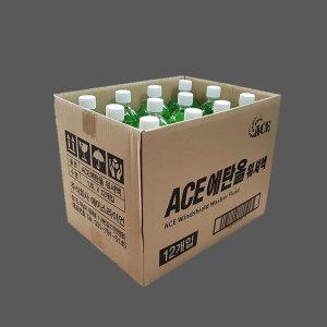 에이스 에탄올 워셔액 1.8Lx12개 1박스 KS