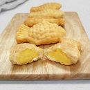 우리밀로 만든 슈크림붕어빵 2봉 /옛날붕어빵 간식 빵