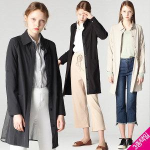 르오트   홈쇼핑방송/화숙리  소피아 뒷판 쉬폰배색 셔츠형 자켓