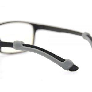 실리콘일자 안경귀고무2p 귀고무 실리콘귀고무 안경귀