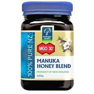 마누카헬스 뉴질랜드 마누카 꿀 MGO 30+ 500g