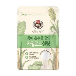 백설 하얀 자일로스 설탕 500g/원당/조미료/백설탕