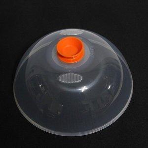 니본 전자렌지볼멀티커버-소24cm(색상임의배송) 뚜껑