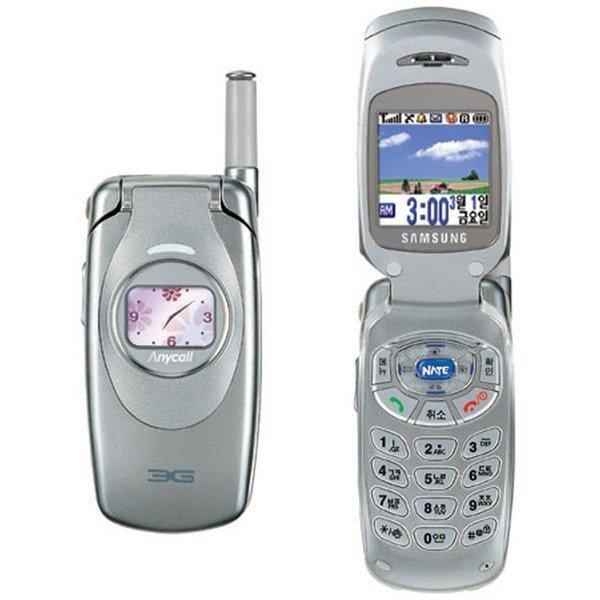 011폰/올드폰/삼성sch-e120 /박스풀셋 가개통 새제품