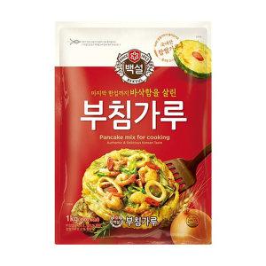 백설 부침가루 1kg/밀가루/튀김가루