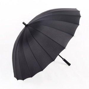 튼튼한 큰 초 강력 대형 골프 운동 방수 방풍 장 우산