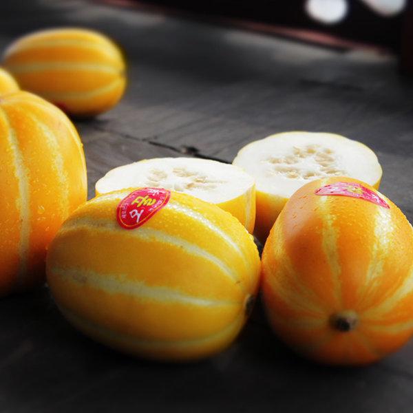 달콤한 성주 참외 7kg내외 (크기랜덤)