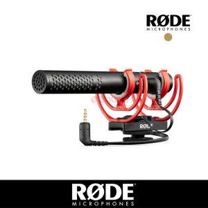 RODE VideoMic NTG 컴팩트 비디오 샷건 마이크/테이크