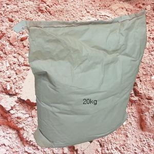 황토미분말325매시 20kg 황토고운가루 100%황토