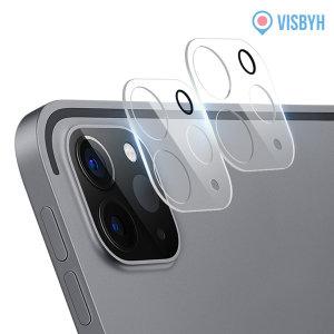 2매 아이패드 프로 4세대 카메라 강화유리 보호 필름