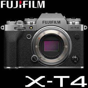 WM 정품 후지필름 X-T4 (백팩+3년AS) (64G+LCD필름)