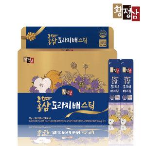 황정삼 홍삼 도라지배스틱 1박스 30포