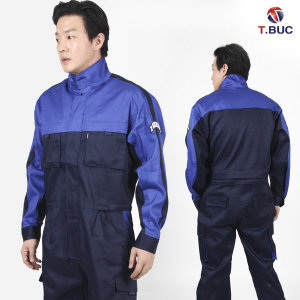 TB-712 일체형 작업복 정비복 우주복 전신 사철