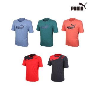 푸마 반팔 트레이닝 티셔츠 23종 택1