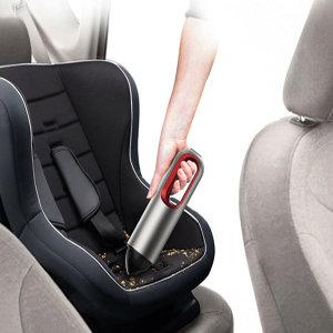 차량용 초미니 무선 진공 핸디 청소기 에어건기능