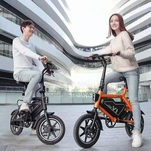 샤오미 HIMO V1 PLUS 전기자전거 14인치 오렌지