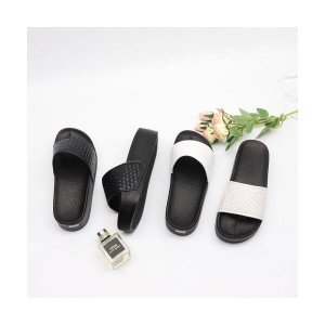 JJUN쿠쿠 여성 쿠션 사무실여름슬리퍼 4cm 2칼러