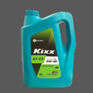 KIXX D1 C3 5W40 6L