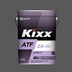 KIXX ATF DX3 덱스론3 20L