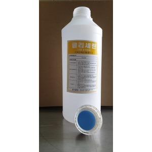 식물성 글리세린 (식품첨가물용) 1.25kg/1리터/1L