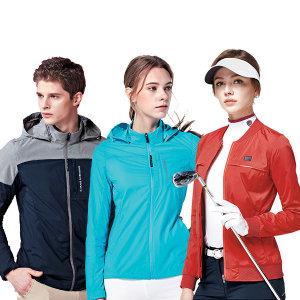 골프 바람막이 남성/여성 경량자켓 골프웨어
