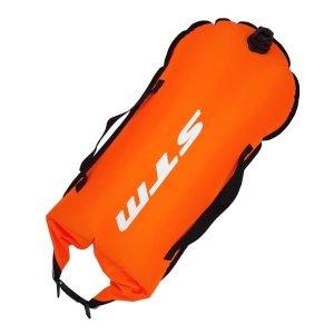 바다 철인 안전부이 방수가방 다이빙 구조용 오렌지