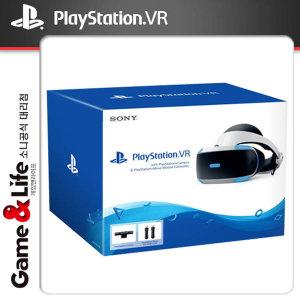 PS4/PSVR 본체 플레이스테이션VR 3번셋트