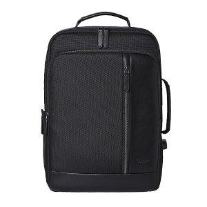 GB 20SS 신상 모던 비즈니스 캐주얼 확장 다기능 노트북 백팩 EC0SHX420BK