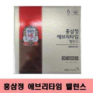 정관장 홍삼정 에브리타임밸런스10ml 30포1개(30포)/co