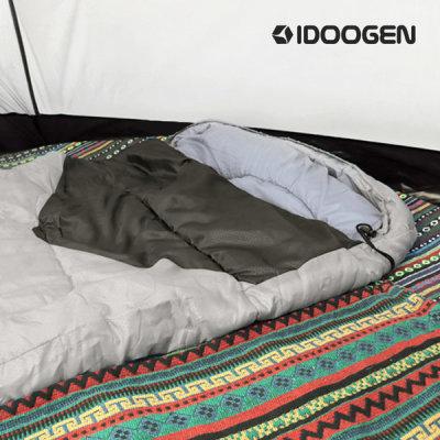 [패스트캠프] 아이두젠 슬리핑백 후드스퀘어E 캠핑 침낭