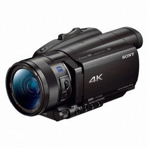 소니 정품 FDR-AX700 (캠코더만) 4K용 / SN