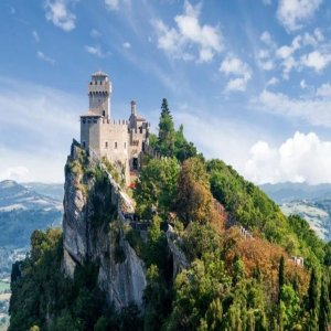이탈리아일주 9일 (일급호텔+산마리노+친퀘테레)