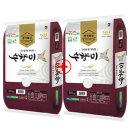 경기미 수향미 골드퀸3호 쌀 10kg+10kg (농협)