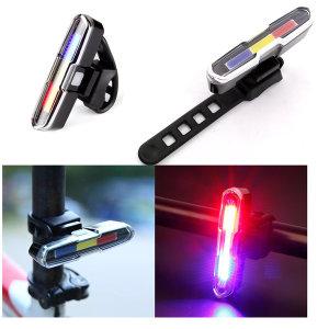 LED 자전거 후미등 라이트 안전등 랜턴 COB DT008아답X