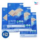 고탄력밴드 혼합형 그린밴드 일레스틱 14매입 4갑