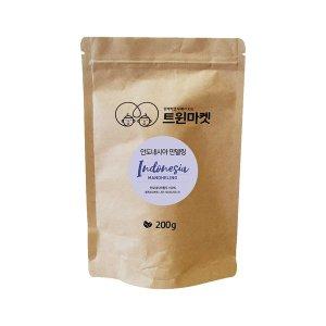 당일로스팅 커피원두 인도네시아 만델링 200g