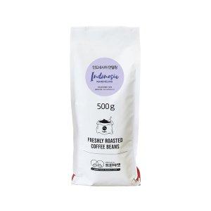 당일로스팅 커피원두 인도네시아 만델링 500g