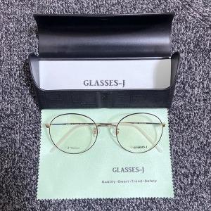 국산 수제 안경 가벼운 7g 베타 티타늄 안경테 동글이