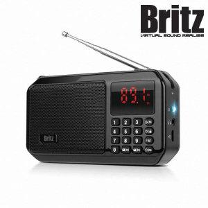 브리츠 BZ-LV980 블루투스 스피커 라디오 블랙
