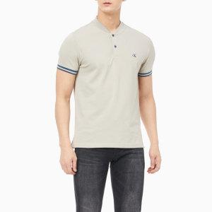남성 피케 티셔츠(J314442)