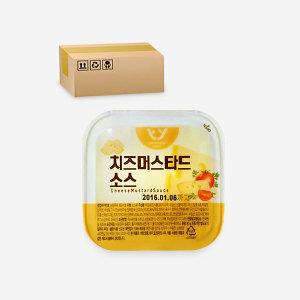 태영 치즈머스타드 디핑소스 40gx100