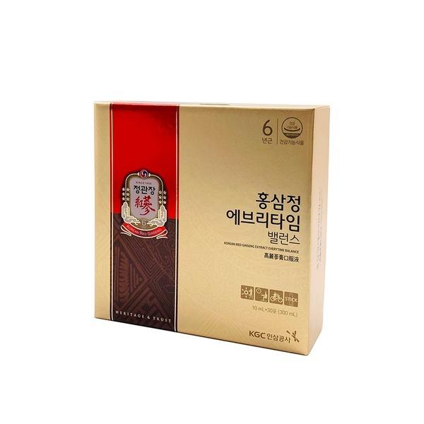 정관장 홍삼정 에브리타임 밸런스 30포 x 1박스 /HY