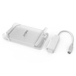 NEXT-405TC USB3.1 C타입 2.5인치 하드외장하드케이스