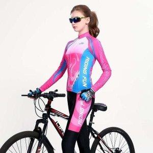 여자 자전거의류 상하의세트 바지 상의 자전거복saw99