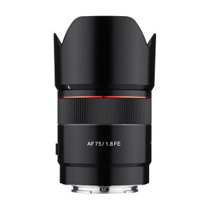삼양옵틱스 AF 75mm F1.8 FE 선택사은품 증정