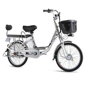 전기자전거 48V10A리튬배터리20인치전동식자전거