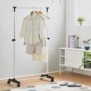 바퀴형 이동식 행거(FA606)/수납 옷장 옷걸이 정리함