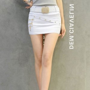 여성 미니 스커트 치마 파티룩 섹시 클럽의상 saz01