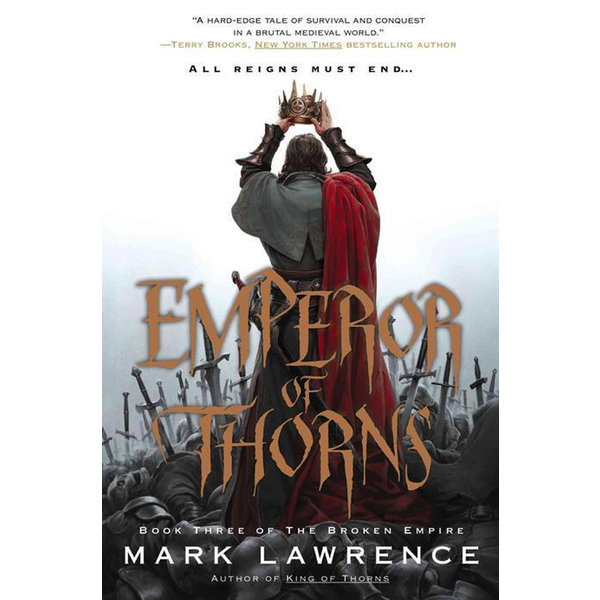 EMPEROR OF THORNS  ACE   MARK LAWRENCE