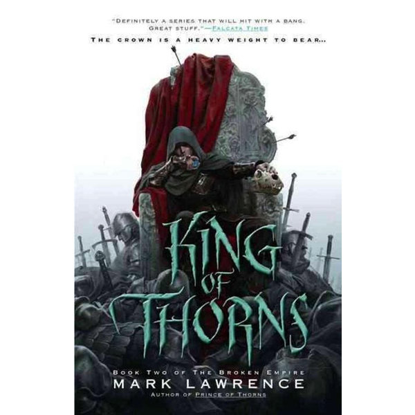 KING OF THORNS  ACE   MARK LAWRENCE